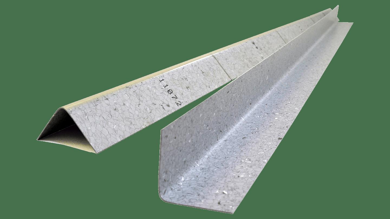 PROFIL Kunststoff GmbH - Hochzug Standardmaße Abbildung des Hochzugs ausgeschnitten und gedreht