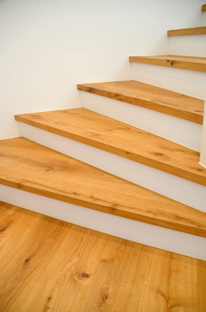 Fabulous PRO-FIL Treppen - vorgefertigte Treppenkanten aus Parkett und Vinyl TQ61